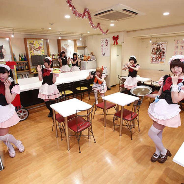 必须要去!女仆咖啡店