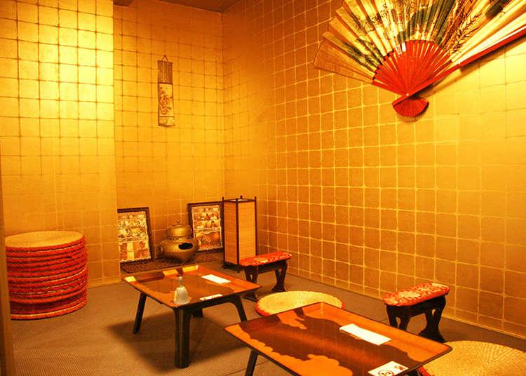 Mononopu: Feel Like a Military Commander in this Sengoku Period-style Maid Cafe Tokyo!
