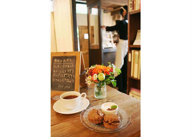 Schatz Kiste: Relax in a Classic Maid Cafe Tokyo Environment