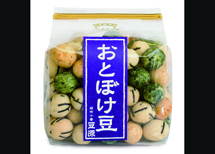 Bean confectionery store established in Edo period