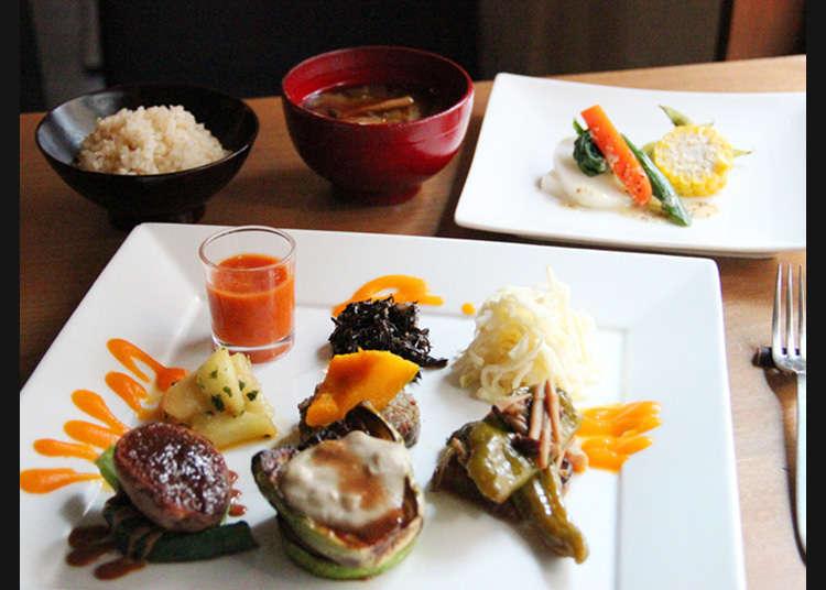 """Cara masakan yang mengaplikasikan bahan organik """"Hi-mizu- tsuchi"""""""
