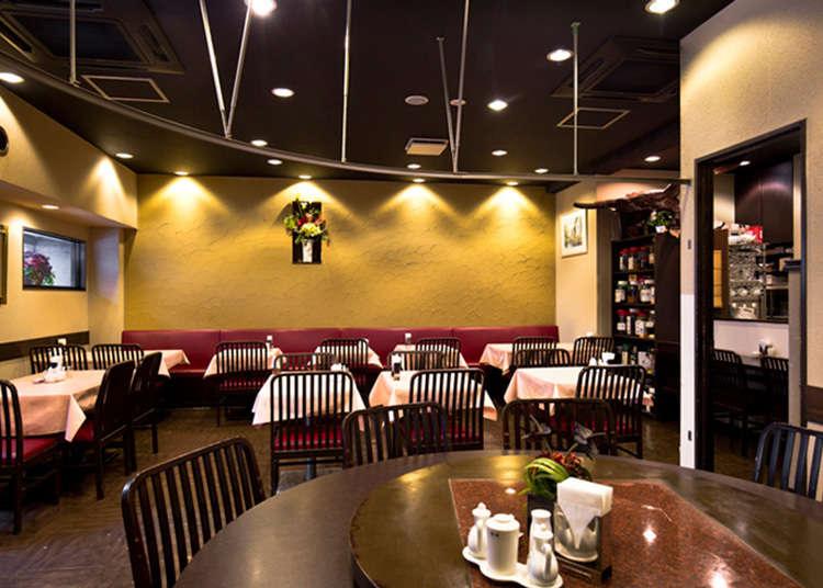 Scrumptious and Healthy Menu at Chinese Restaurant Fun