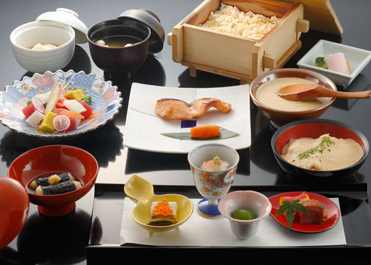 Asakusa Mugitoro where you enjoy the full of their gentle flavors.
