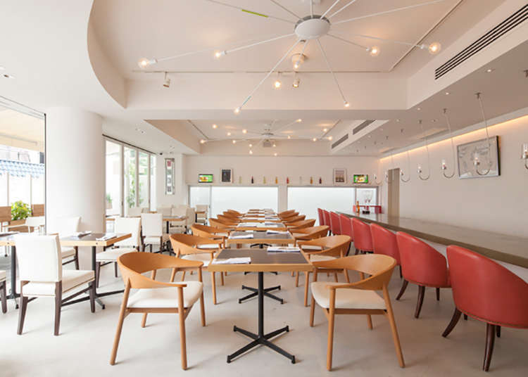 Hanami: Try breakfast from 18 countries!