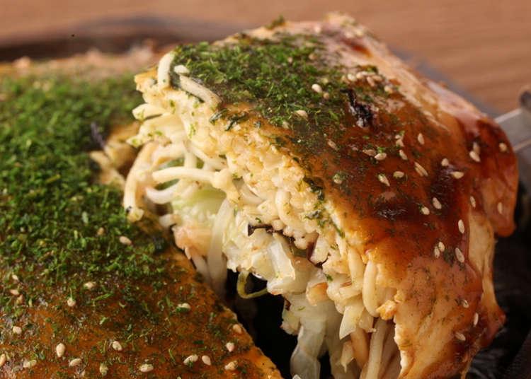 도쿄 시내에서 히로시마풍 오코노미야키를 먹을 수 있는 가게 5선