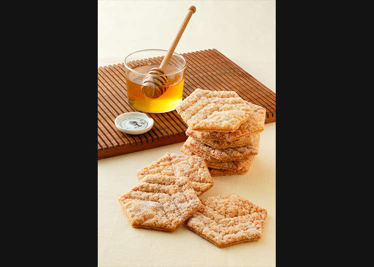 Ginza Honey Pie is limited to Ginza Maison