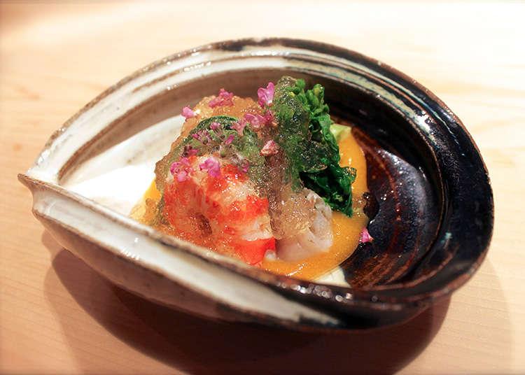 東京で食べる高級割烹