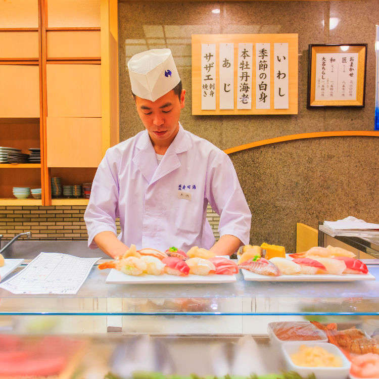 Where to Eat Sushi in Tokyo? 3 of Live Japan's Recommended Spots!