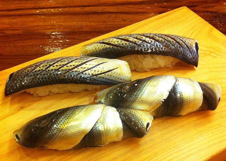 1879年創業具有悠久歷史的「吉野鮨」