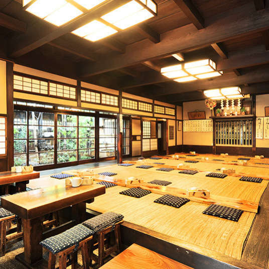 東京で食べる伝統料理