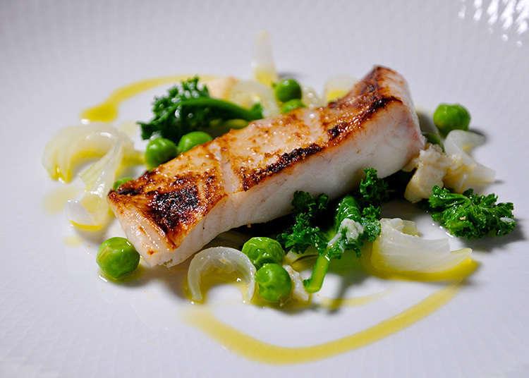 Le Coq, Restoran Perancis dengan Bahan-Bahan Pilihan