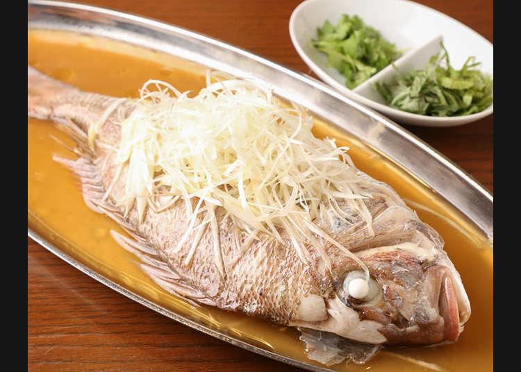 味と素材が独創的な広東料理「瑞雪」