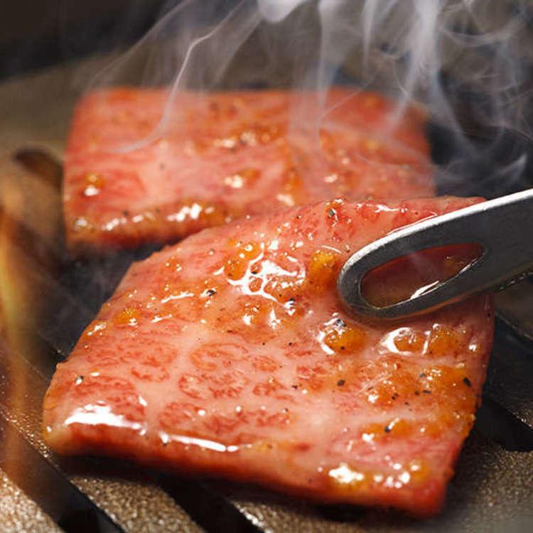 在东京品尝肉类料理