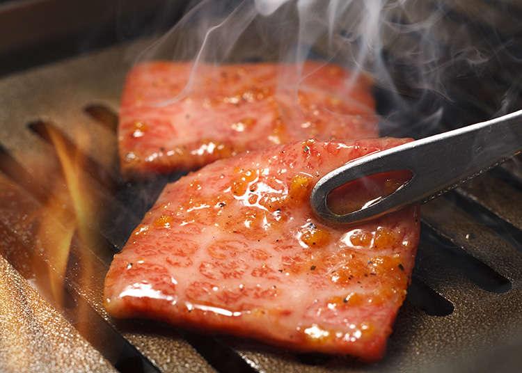 Jenama daging panggang global