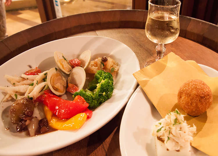 Tokyo Gourmet Dishes at Bargain Prices: Shinjuku's Top 5 Standing Bars
