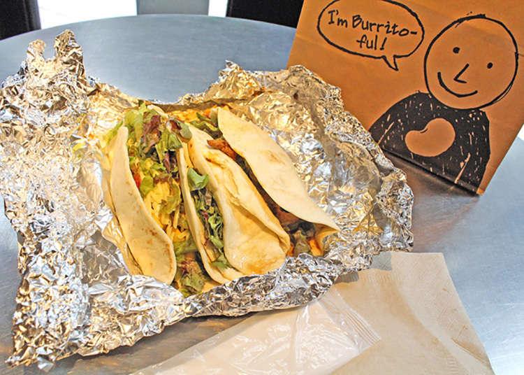 Burrito dan Tacos yang Populer Juga di Kalangan Orang Asing