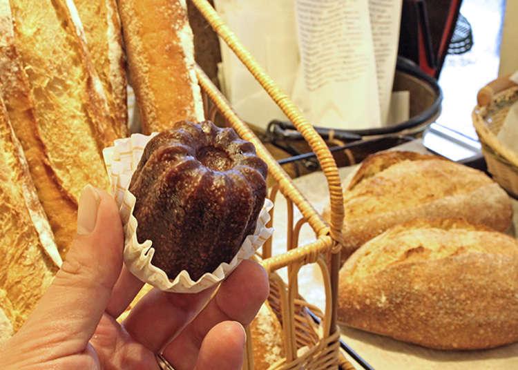 法国大厨制作的传统法国点心