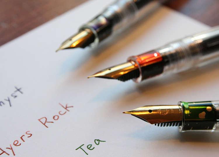 Toko Tempat Anda Menemukan Alat Tulis Khusus Untuk Diri Sendiri.