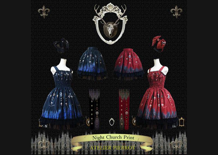แฟชั่นโกธิคโลลิต้า (Gothic Lolita)