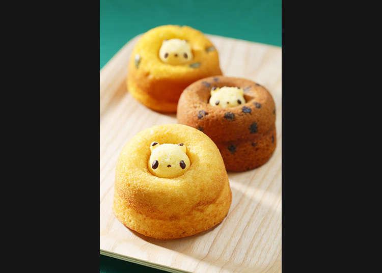 动物甜甜圈(小熊猫)