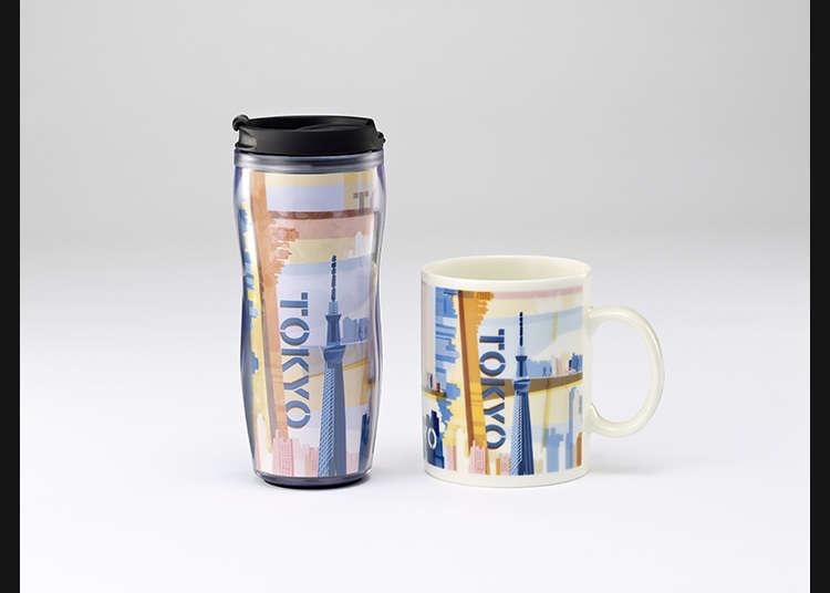 แก้วมัค (Mug) และแก้วทัมเบลอร์ (Tumbler) ของร้านสตาร์บัคส์ (Starbucks)