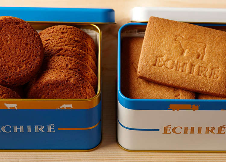 High-End Butter Products from World-First Échiré Specialty Store