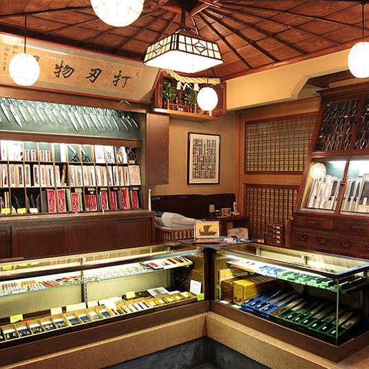 100년간 이어져 온 니혼바시의 전통 있는 가게