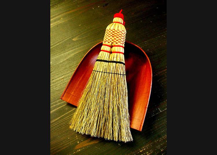 依舊符合現代生活的「江戶掃帚」