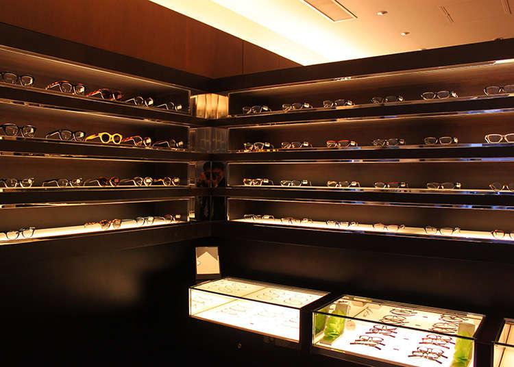 Eyewear made with leading technology and craftsmanship
