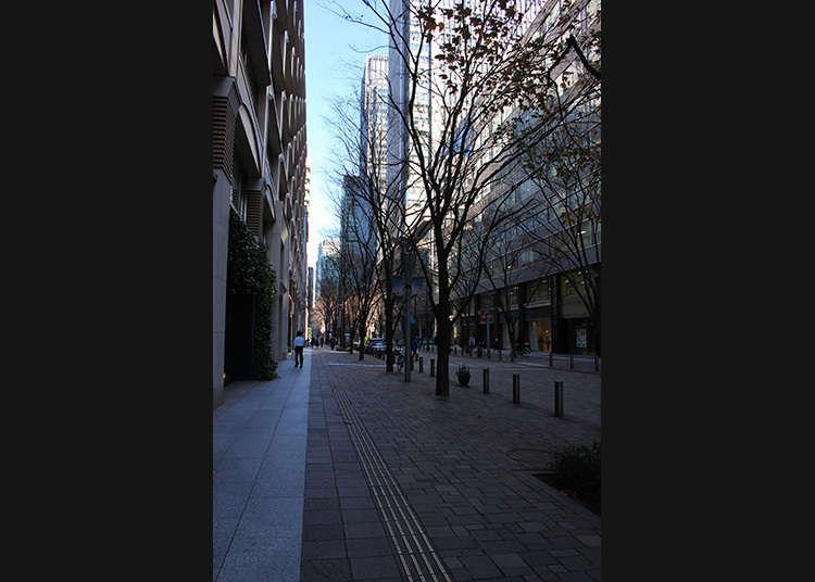 Marilah berjalan-jalan ke Marunouchi!