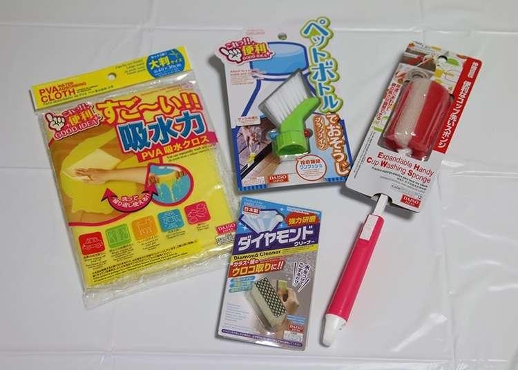 Alat-Alat Kebersihan yang Ingin Segera Digunakan