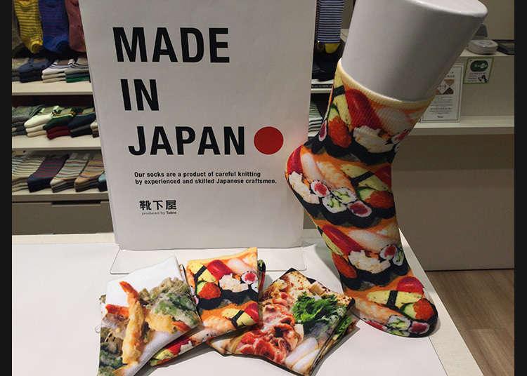 ความนิยมในสัมผัสการสวมใส่อันเป็นเอกลักษณ์ของสินค้าที่ผลิตในญี่ปุ่น