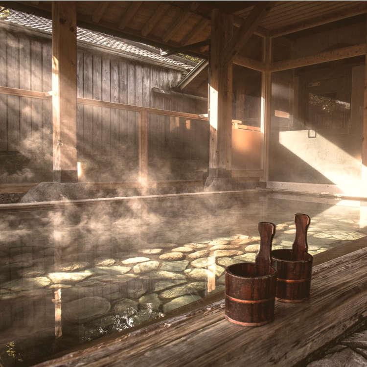 不需住宿也能享受得到溫泉的設施
