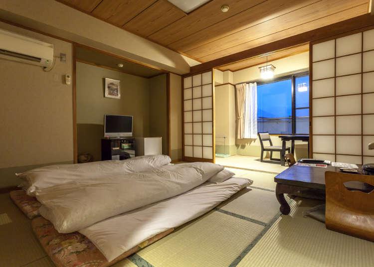 ยินดีต้อนรับชาวต่างชาติ! กับโรงแรมที่มีความเป็นญี่ปุ่นที่ได้คัดสรรมา 3 แห่ง
