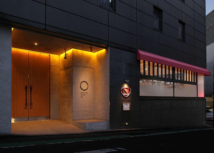 SHIBUYA HOTEL EN, cherishing Japanese spirit