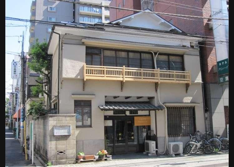 浅草寺にほど近い「台東旅館」