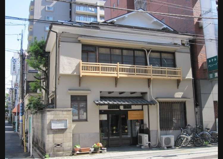 非常鄰近淺草寺的「台東旅館」