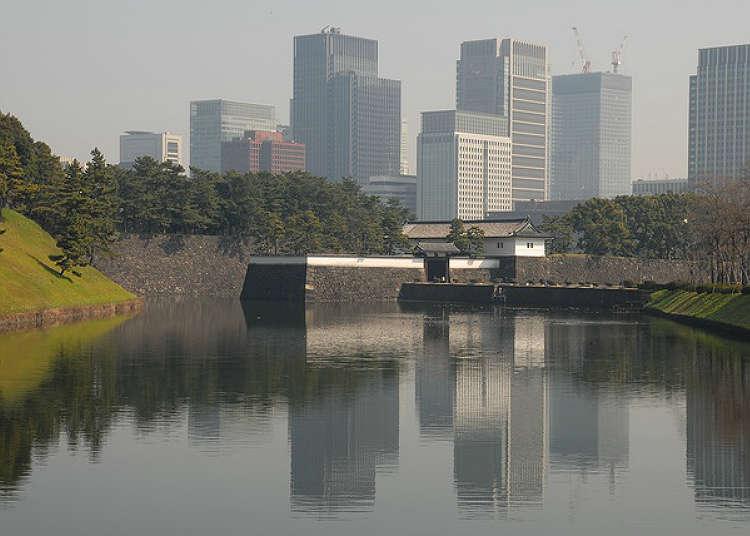 오후 14:00 고쿄(황궁) 산책