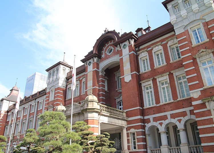 10 langkah untuk lebih arif tentang stesen kereta api Tokyo