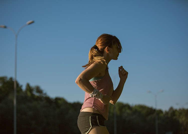 고쿄 달리기에 도전