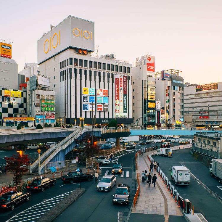 第一次來淺草・上野就這麼逛吧!