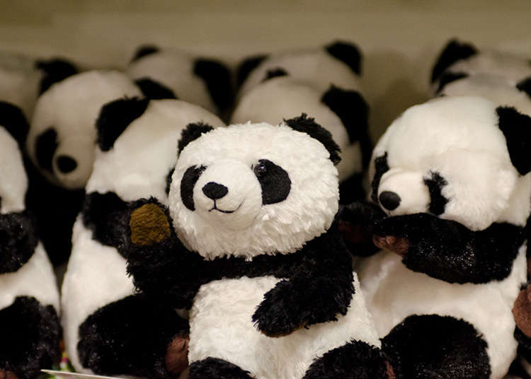 パンダを買う