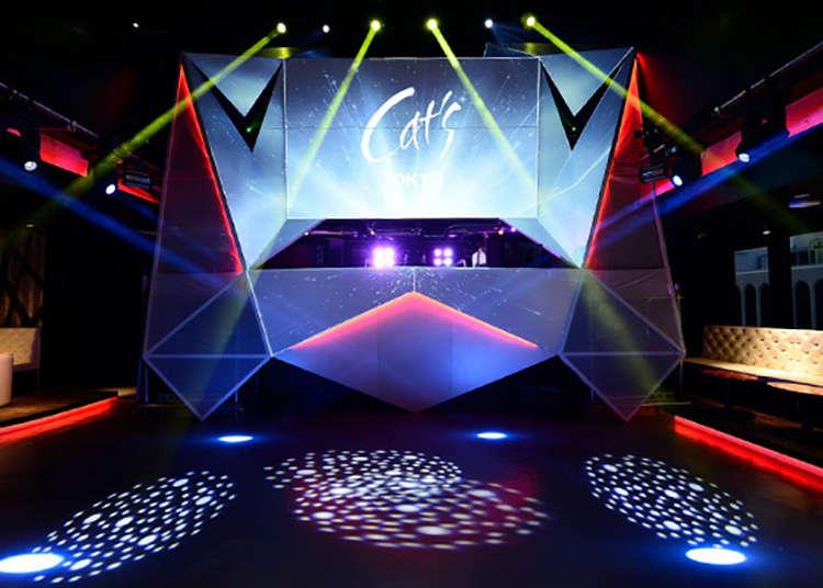 Mencuba DJ yang canggih di kelab malam
