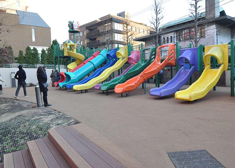 ลองไปสวนสาธารณะโรโบะโรโบะกัน