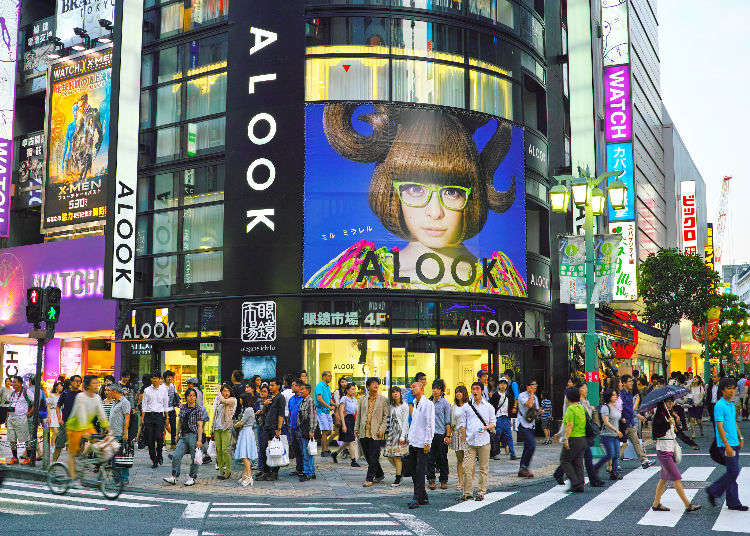 How to Go Around Shibuya and Harajuku for the First Time!