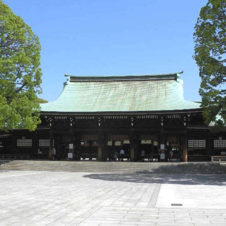 日本首遊族必看!明治神宮參拜趣