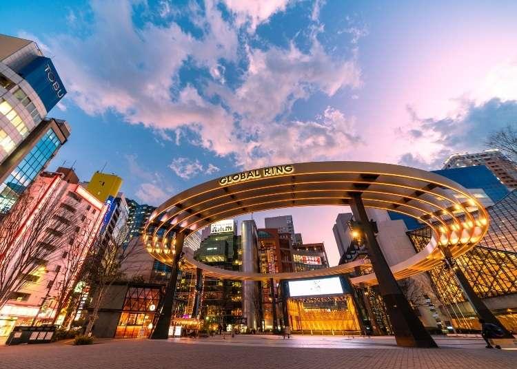 Jom terokai Ikebukuro buat kali pertama!