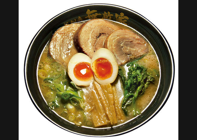 8. Slurp noodles at Mensoubou Mutekiya: One of the more popular ramen shops in town!