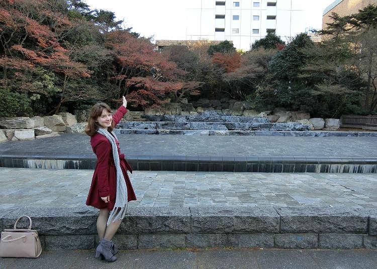 히가시이케부쿠로 중앙공원