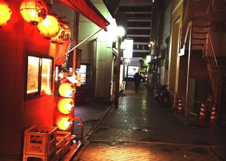 One-Day Walk in Oji and Minowa where Edo Atmosphere Remains